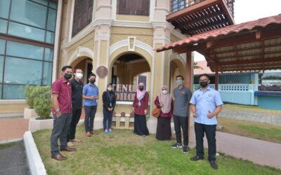 Lawatan Kerja ke Galeri Seni Johor dan Galeri Tenun Johor Yayasan Warisan Johor