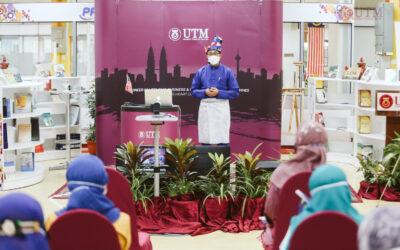 Sesi Engagement Pro-Naib Canselor (Kampus UTM Kuala Lumpur) dan Majlis Penutup Sambutan Bulan Kebangsaan